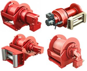 Harga Winch Gearbox