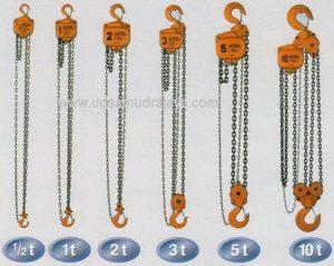 Harga Chain Block 1 Ton, 2 Ton, 5 Ton Di Surabaya