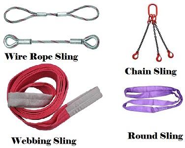 Jenis-Jenis Sling Dan Fungsinya Untuk Perkapalan