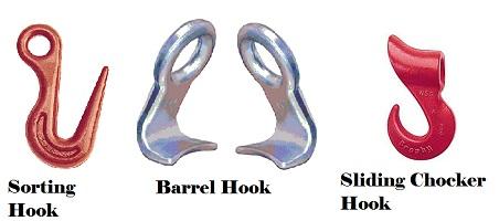sorting hook, barrel hook,Sliding Chocker Hook