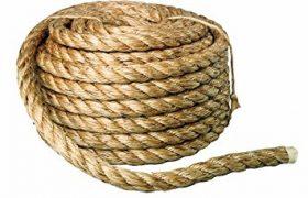 Cara Memperpanjang Usia Tali Tambang Dan Tali Kapal
