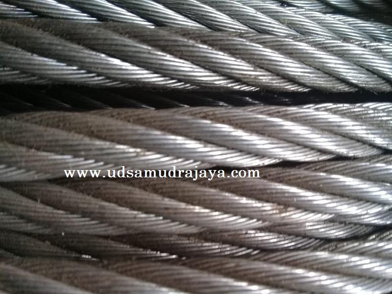 Jual Wire Rope Merk Kiswire Asli Berkualitas