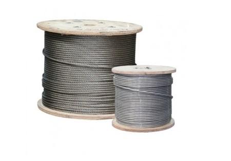 Jual Wire Rope Atau Tali Kawat Seling 6×12 Hc Galvanis Berkualitas